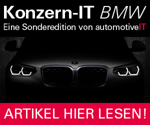 Special Konzern-IT BMW