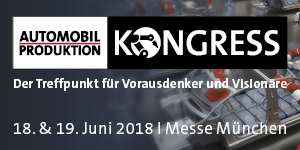 AUTOMOBIL PRODUKTION Kongress - Logo