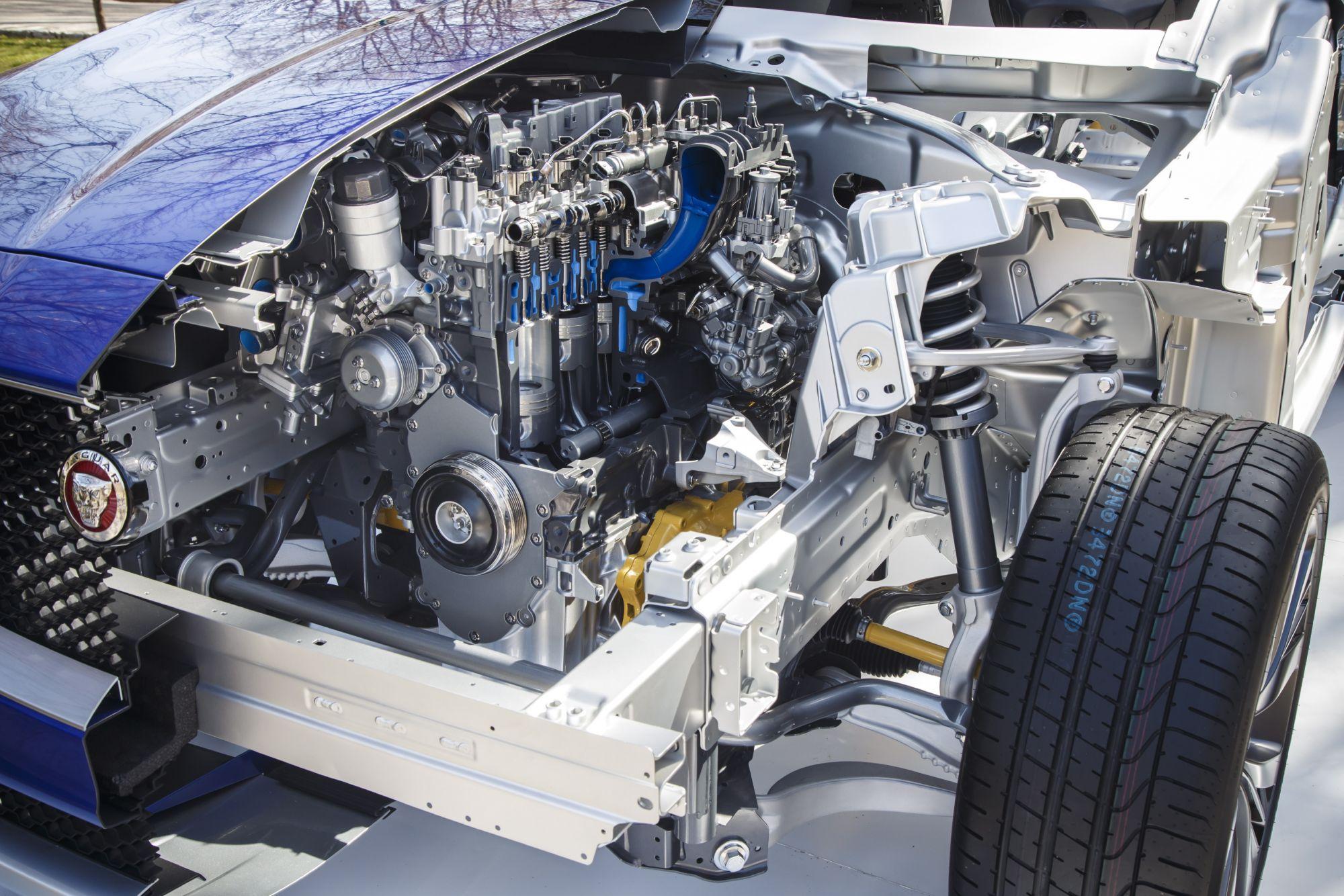 JLR präsentiert neuesten Aluminium-Leichtbau