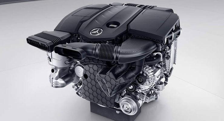 Mercedes stellt alle Diesel-Pkw auf neueste Motorengeneration um