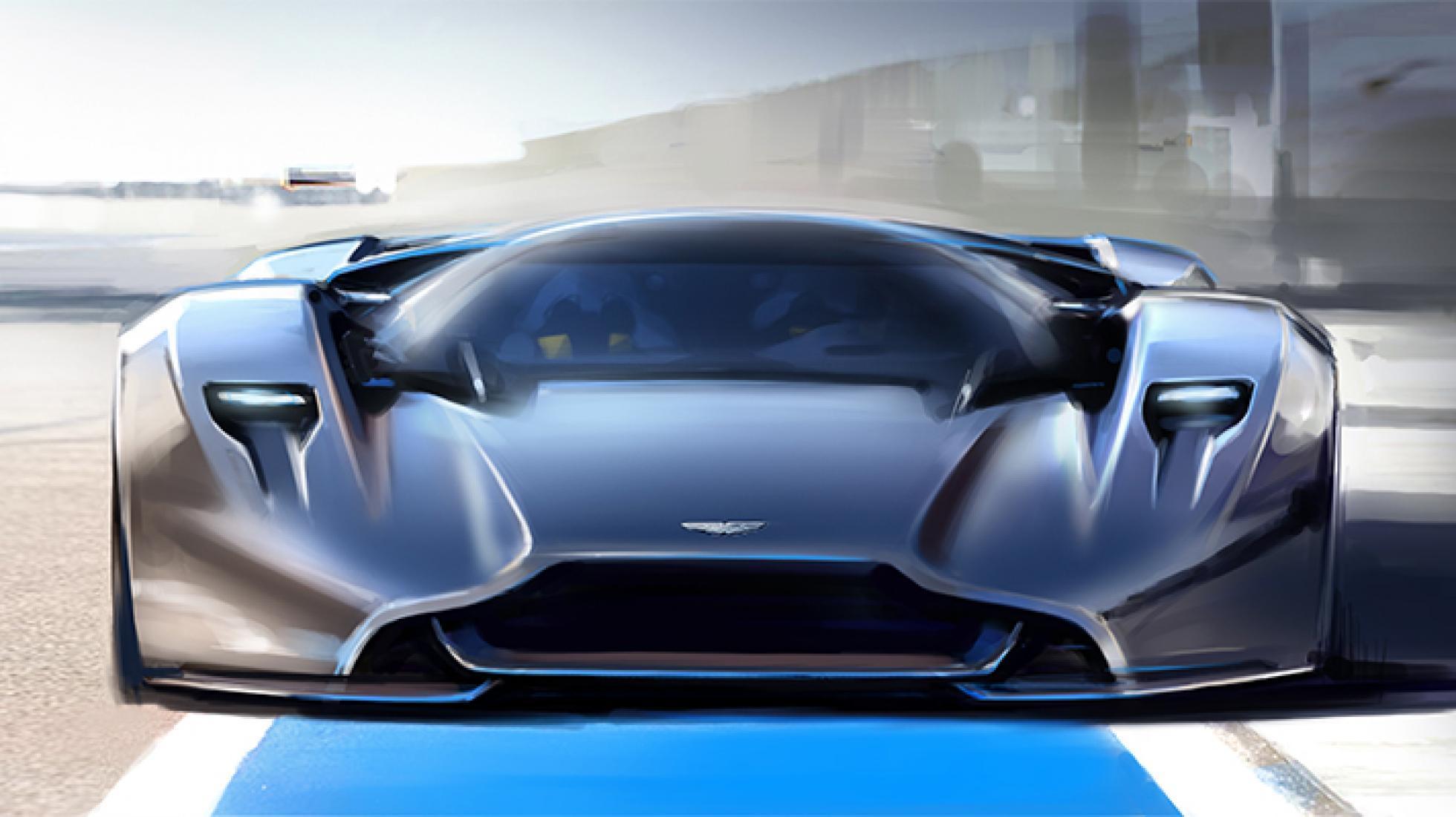 Aston Martin Meldet Ausverkauft Für Supersportler