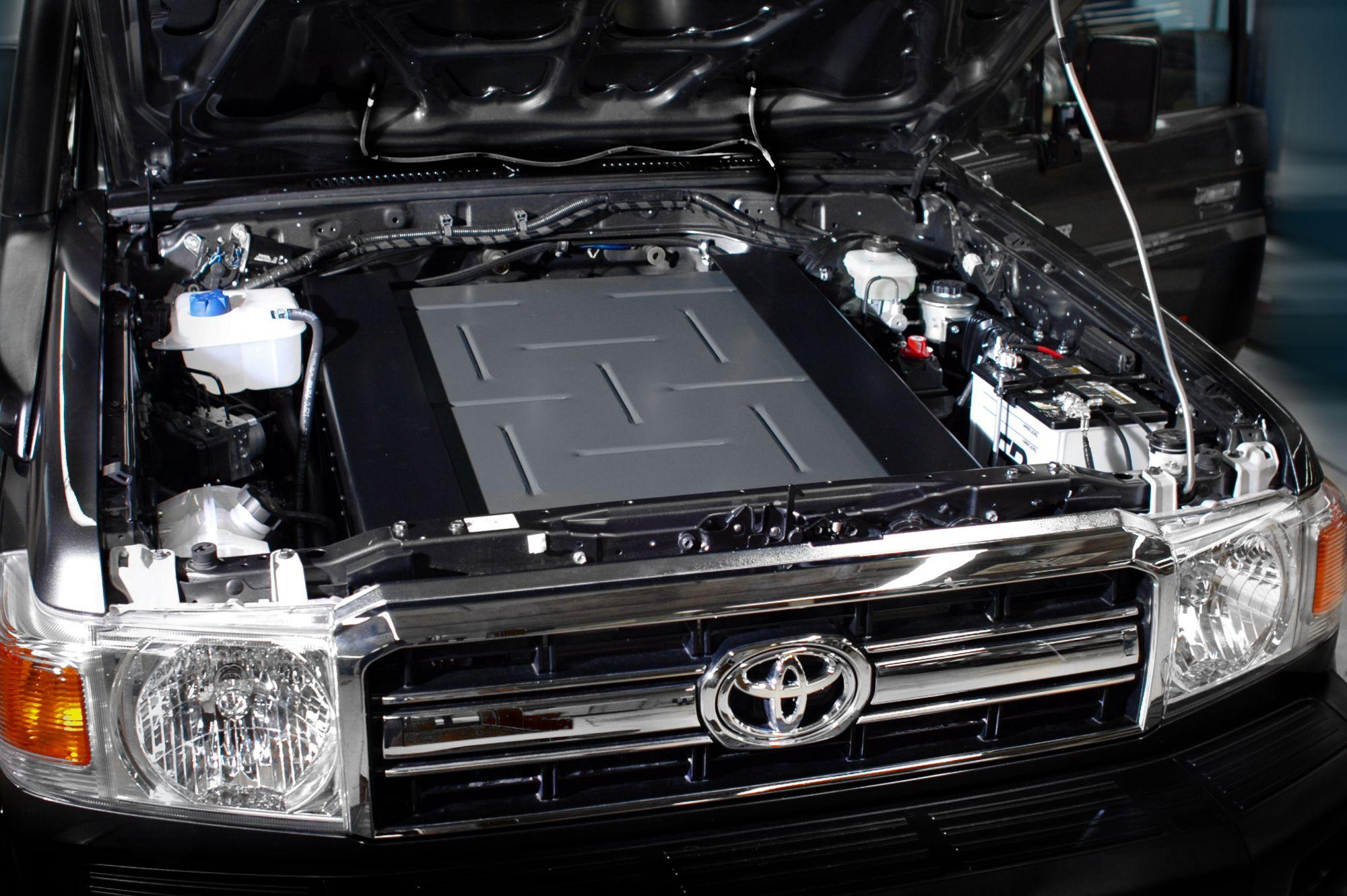 Zulieferer macht Toyota Land Cruiser zu Elektro-Offroader