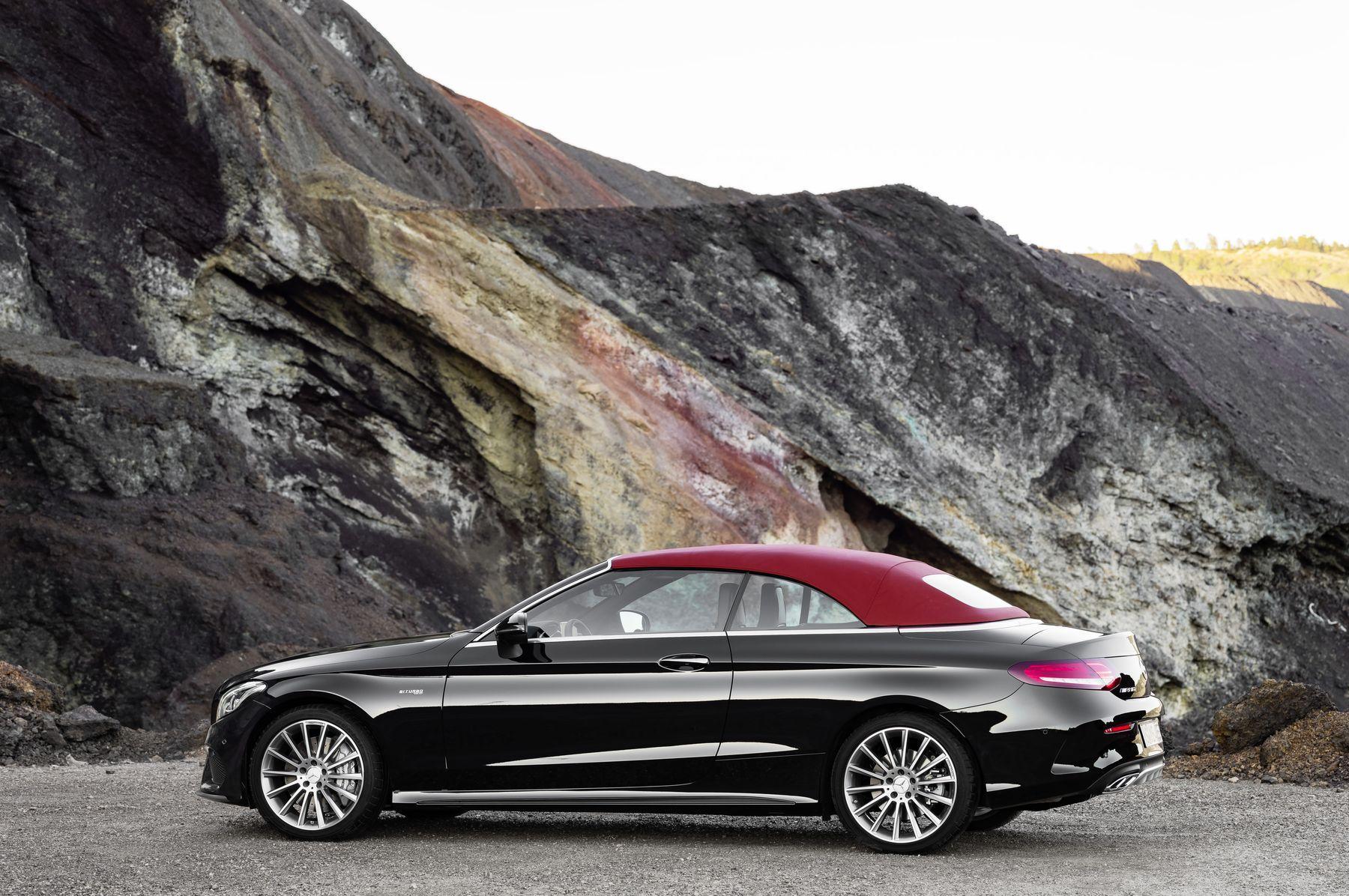 Mercedes C Klasse Cabrio Perfekter Start In Den Fr 252 Hling