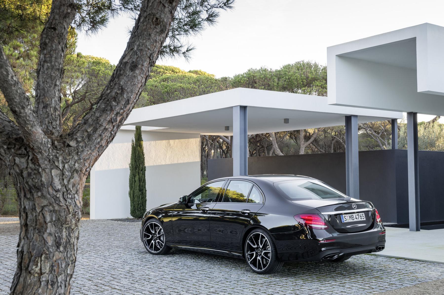 Mercedes Amg E Matic