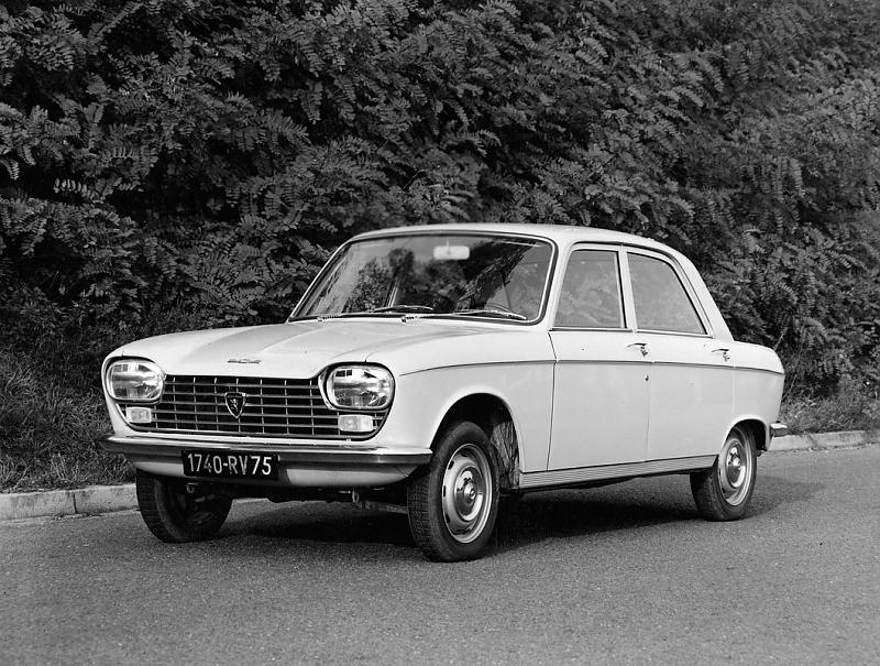 Souvenirs dautos (23) : la Peugeot 204 de lhomme