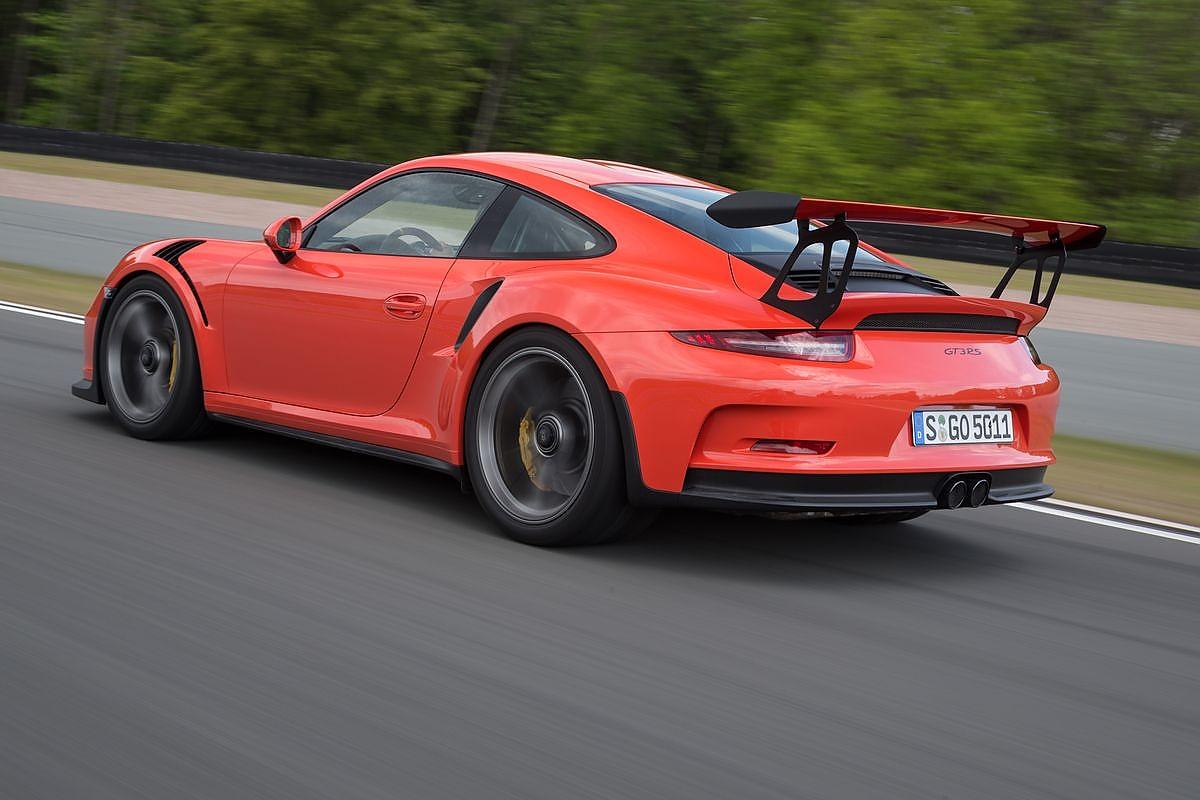 Porsche 911 Gt3 Rs Der N 228 Chste Verwandte Des Rennwagens