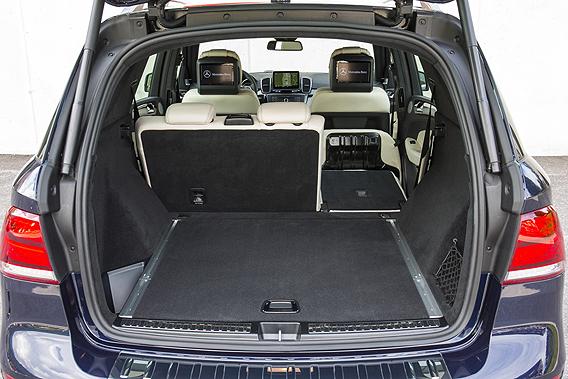 Mercedes Glc Hybride Coffre Volume