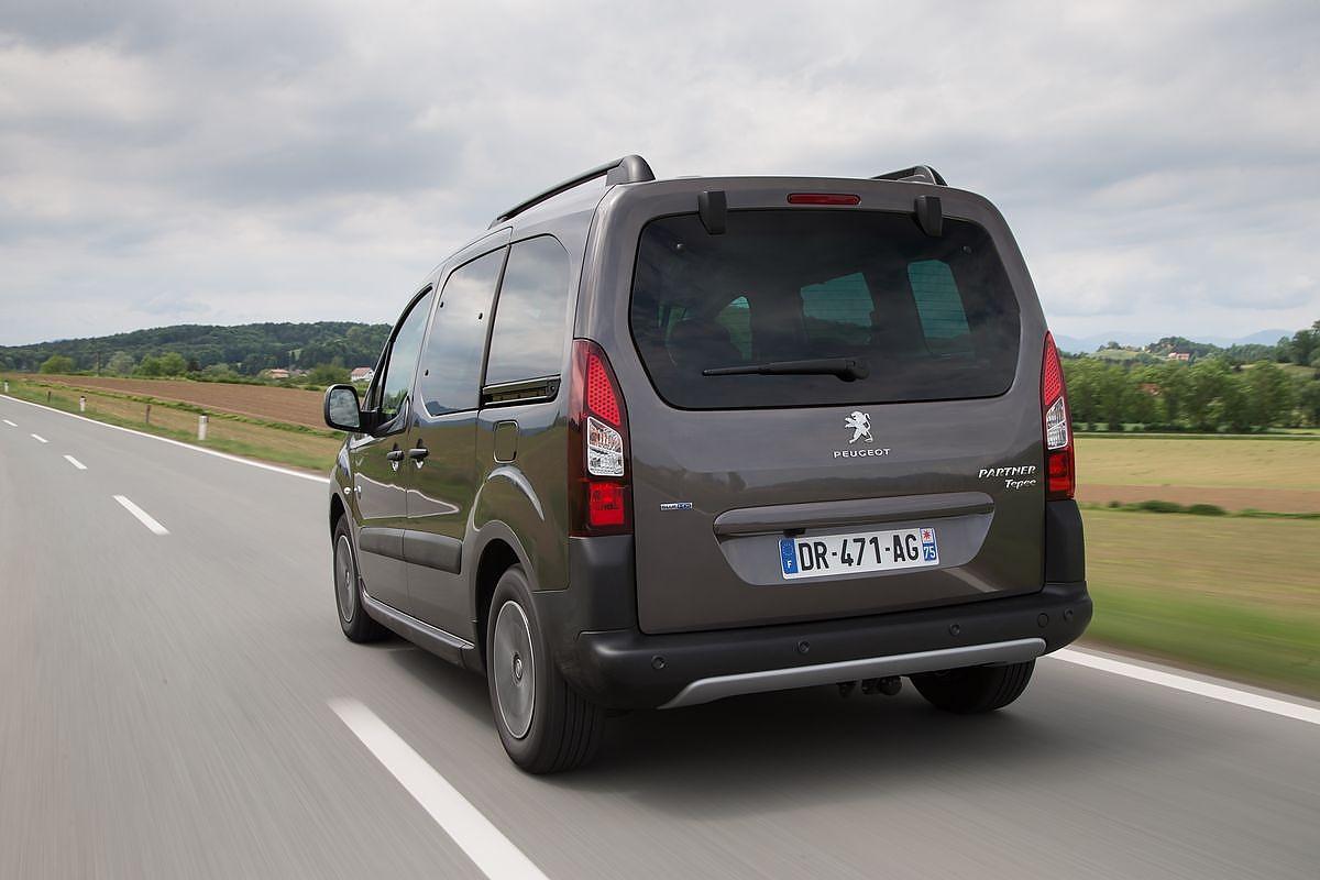 Peugeot Partner Tepee: Französischer Familientraum