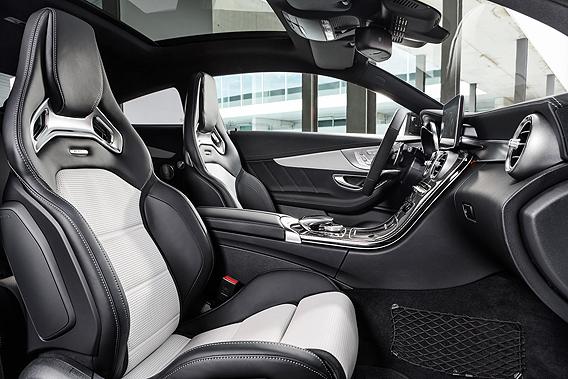 Weltpremiere: Neues Mercedes AMG C 63 Coupé