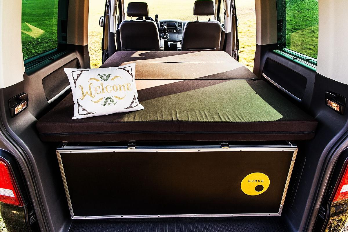 ququq campingbox pfiffig auf achse. Black Bedroom Furniture Sets. Home Design Ideas