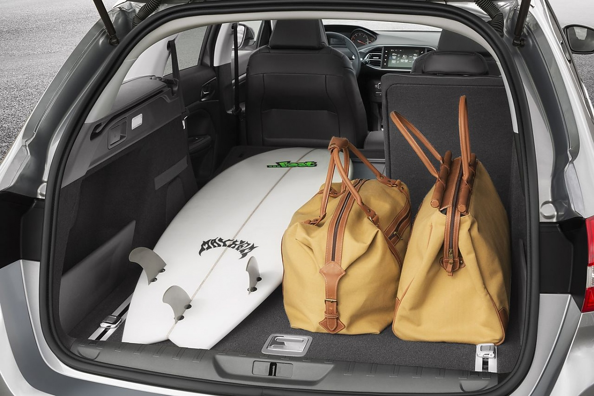 Peugeot 308 SW: Golf-Gegner mit französischem Flair
