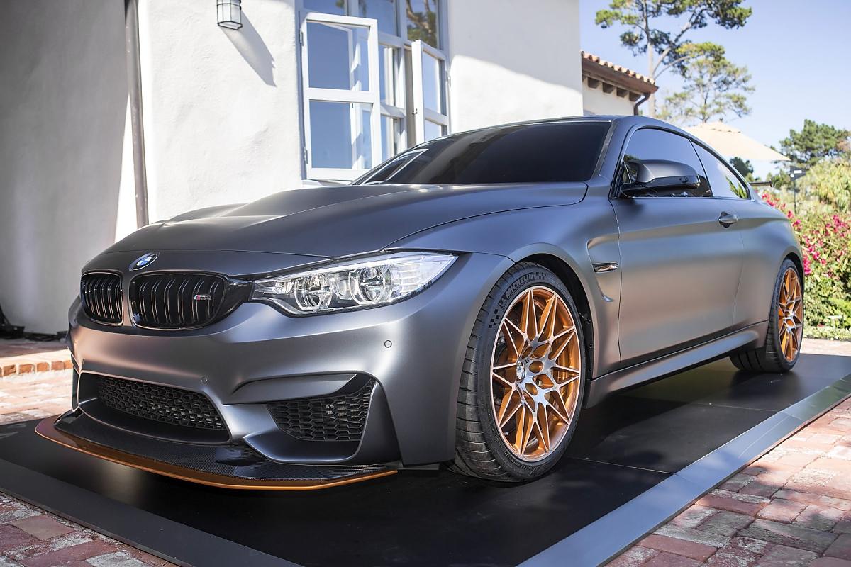 2021 BMW M4 Gts Interior