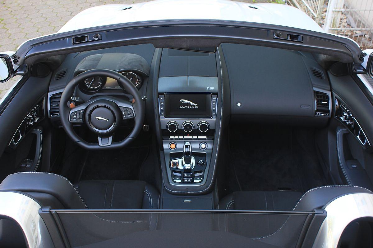 Jaguar F-Type S Cabrio: Brüllender Sound und ...