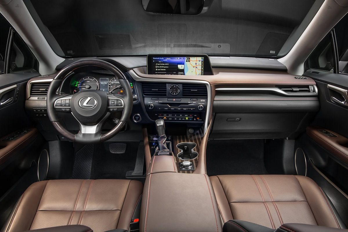 Neuer Lexus Rx Immer Noch Ohne Plug In Hybrid