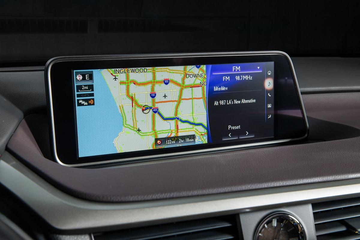 neuer lexus rx immer noch ohne plug-in-hybrid