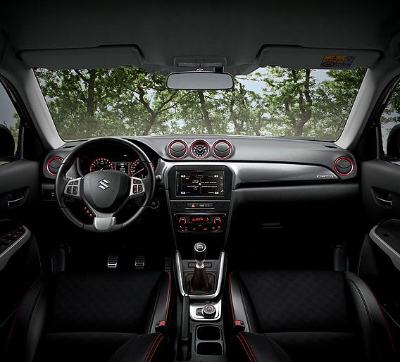 Und 28290 Euro Fur Die Automatik Version Ist Der Neue Suzuki Vitara S