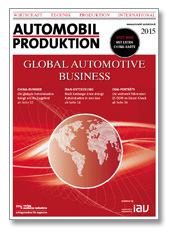 Global Automotive Business 2015