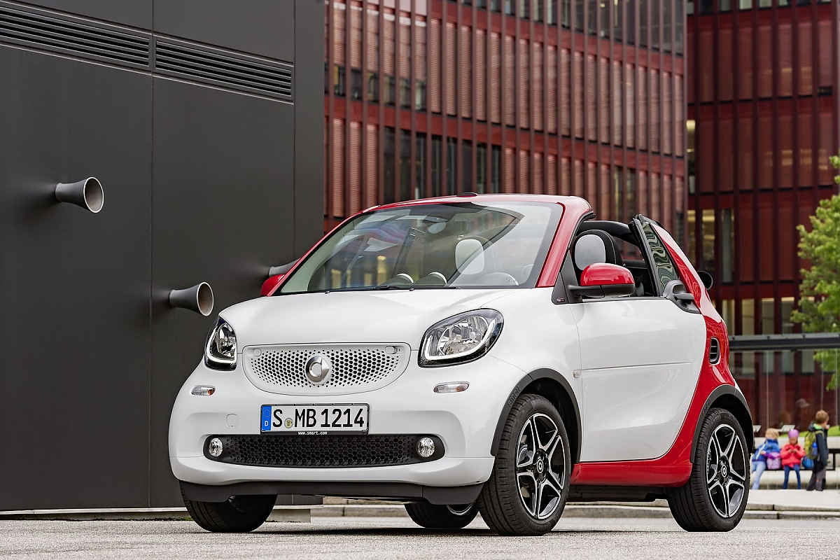 smart fortwo cabrio freiluftzwerg mit stoffm tzchen. Black Bedroom Furniture Sets. Home Design Ideas
