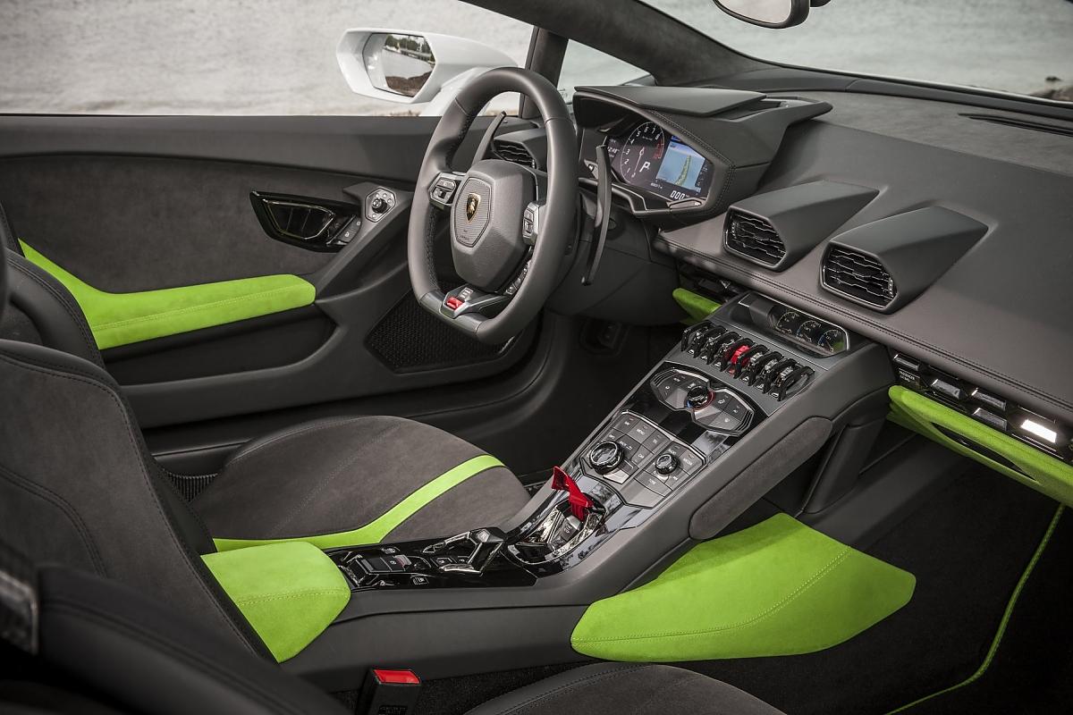 Neuer Lamborghini Huracan Spyder Mehr Als Nur Show