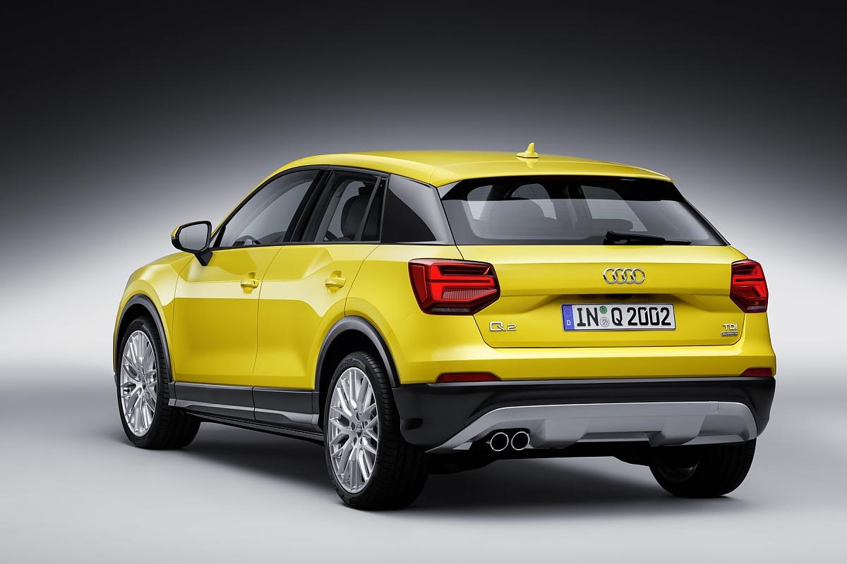 Audi Q2 Euro Star