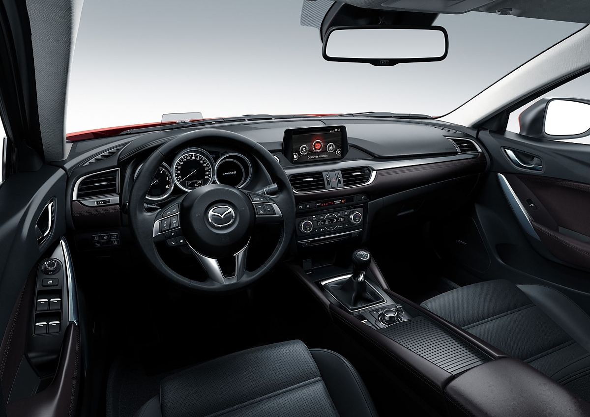 mazda 6 kombi skyactiv d 150 awd scharf sicher aber durstig. Black Bedroom Furniture Sets. Home Design Ideas