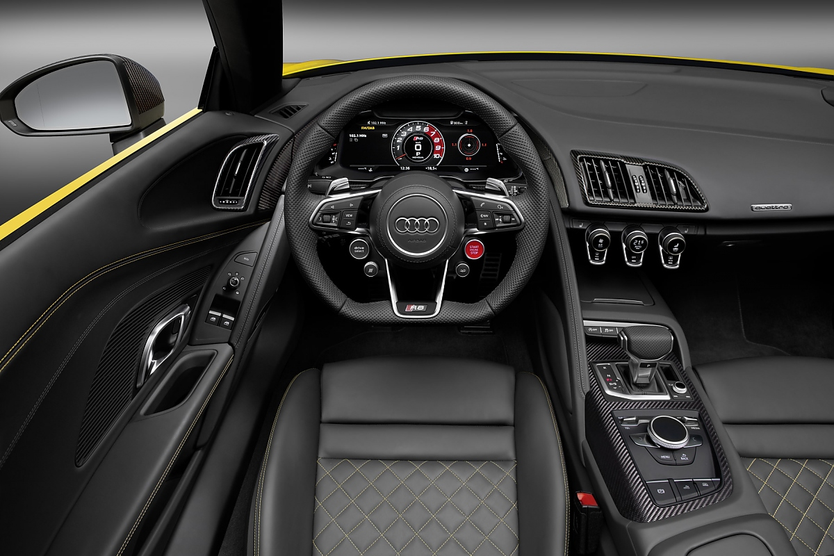 Audi R8 seat wall A prelude to production  CompositesWorld