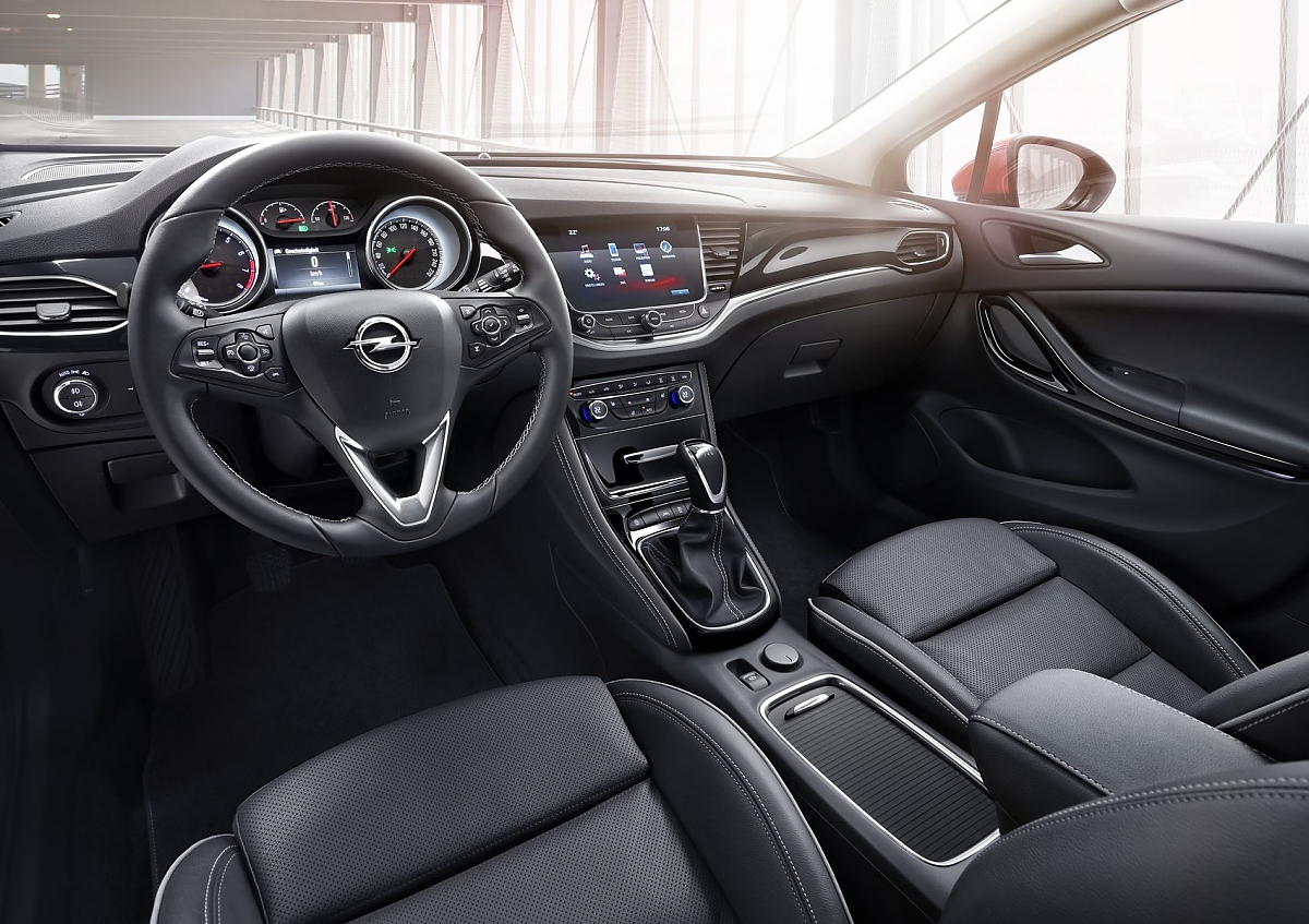 Opel Astra 1.6 CDTI: Fahrendes Argument