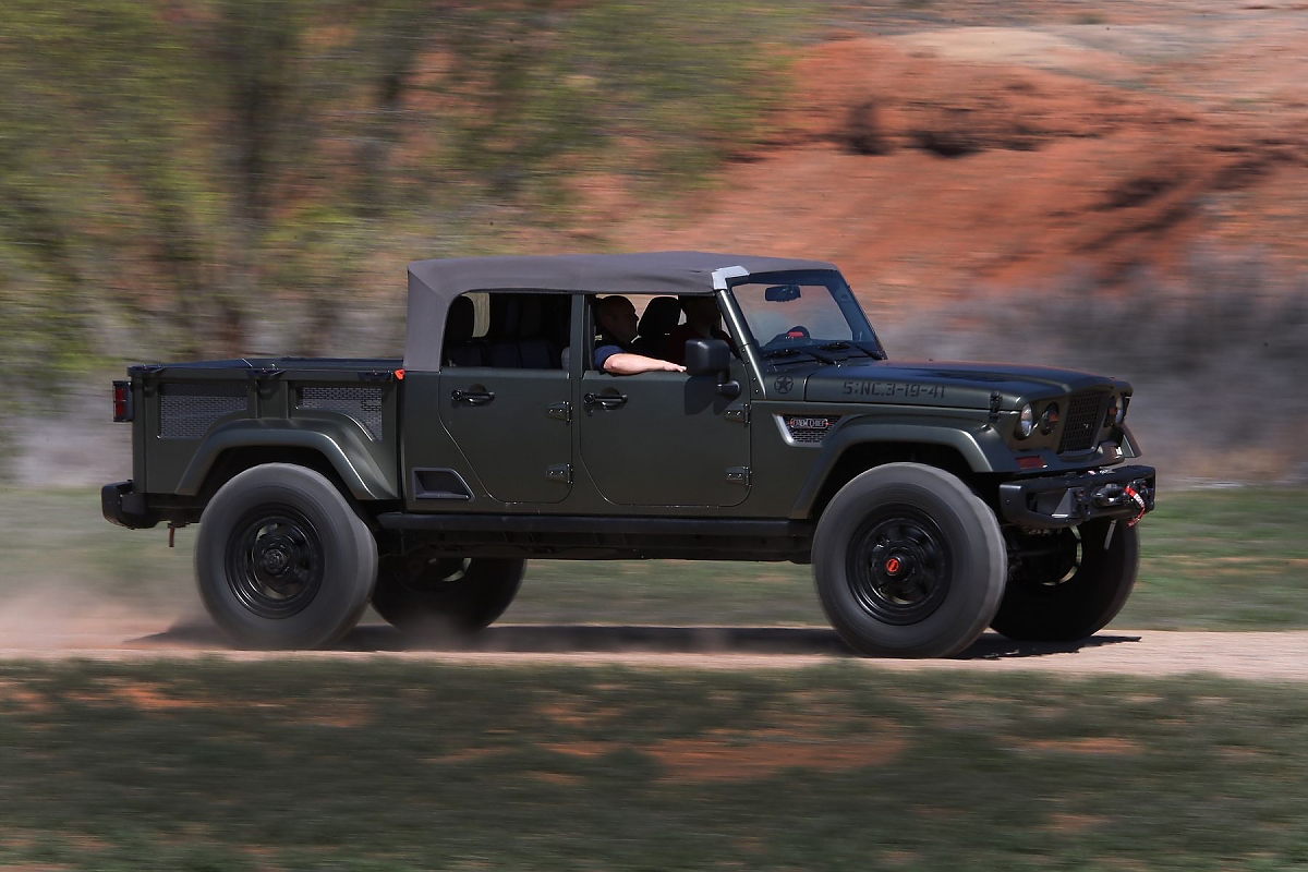 Jeep Concept 2016 >> Jeep Crew Chief 715: So wird der neue Wrangler Pick-Up