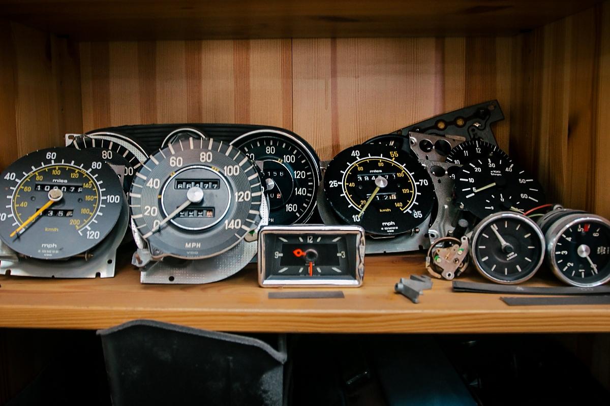 Mercedes Motoring Glendale: Zurück in die Kindheit