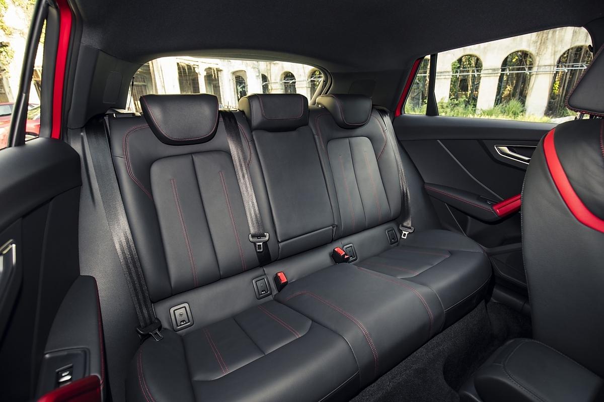 Audi Q2 Klein Und Oho
