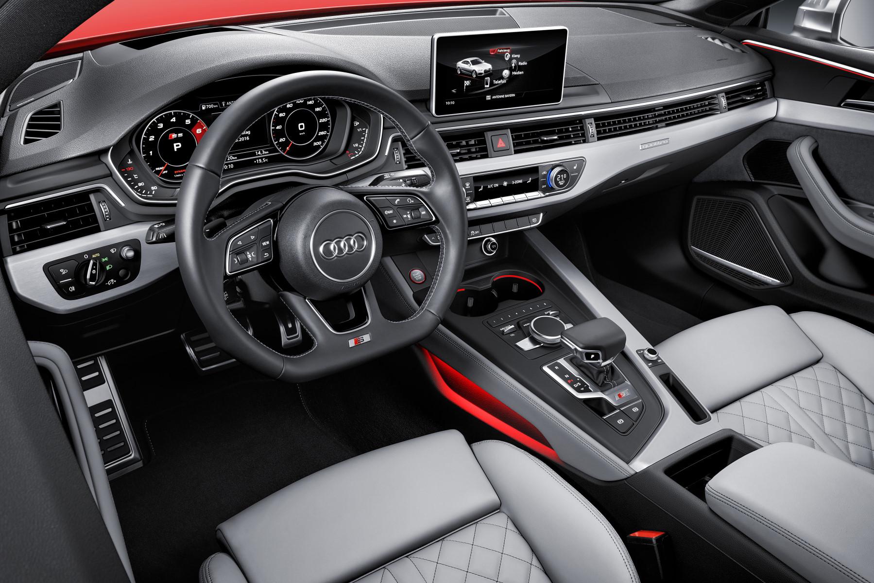Audi A5 Licht Aus Spot An