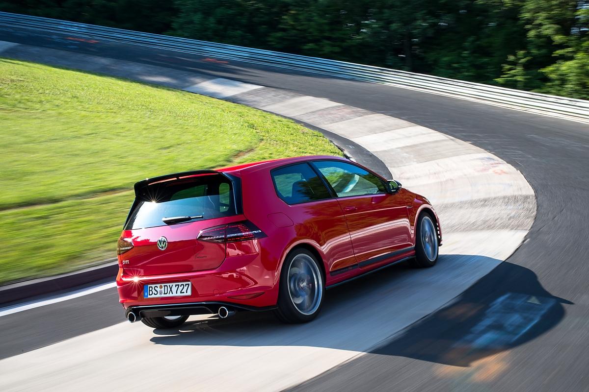 Volkswagen Golf Kurvenstar