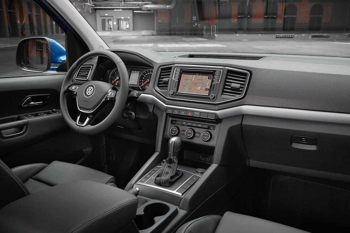 Volkswagen Amarok: Amerika lässt grüßen