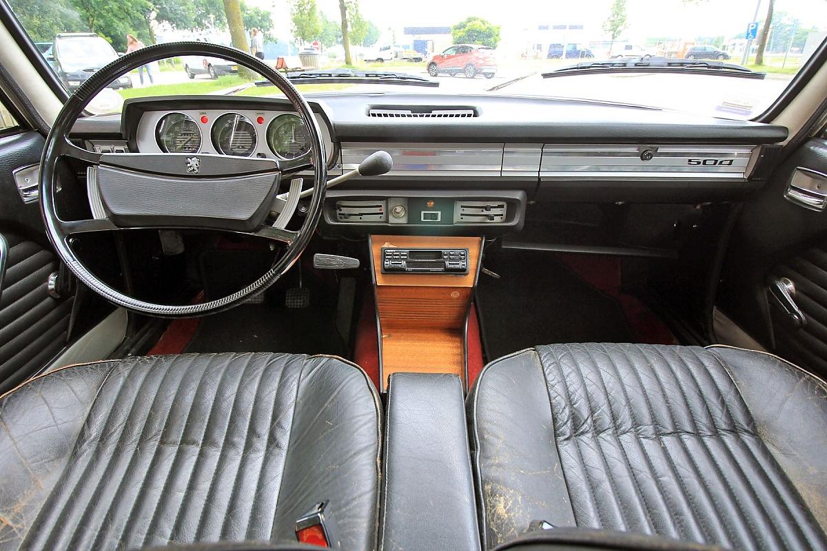 Peugeot 504 Gl Gemütlicher Franzose