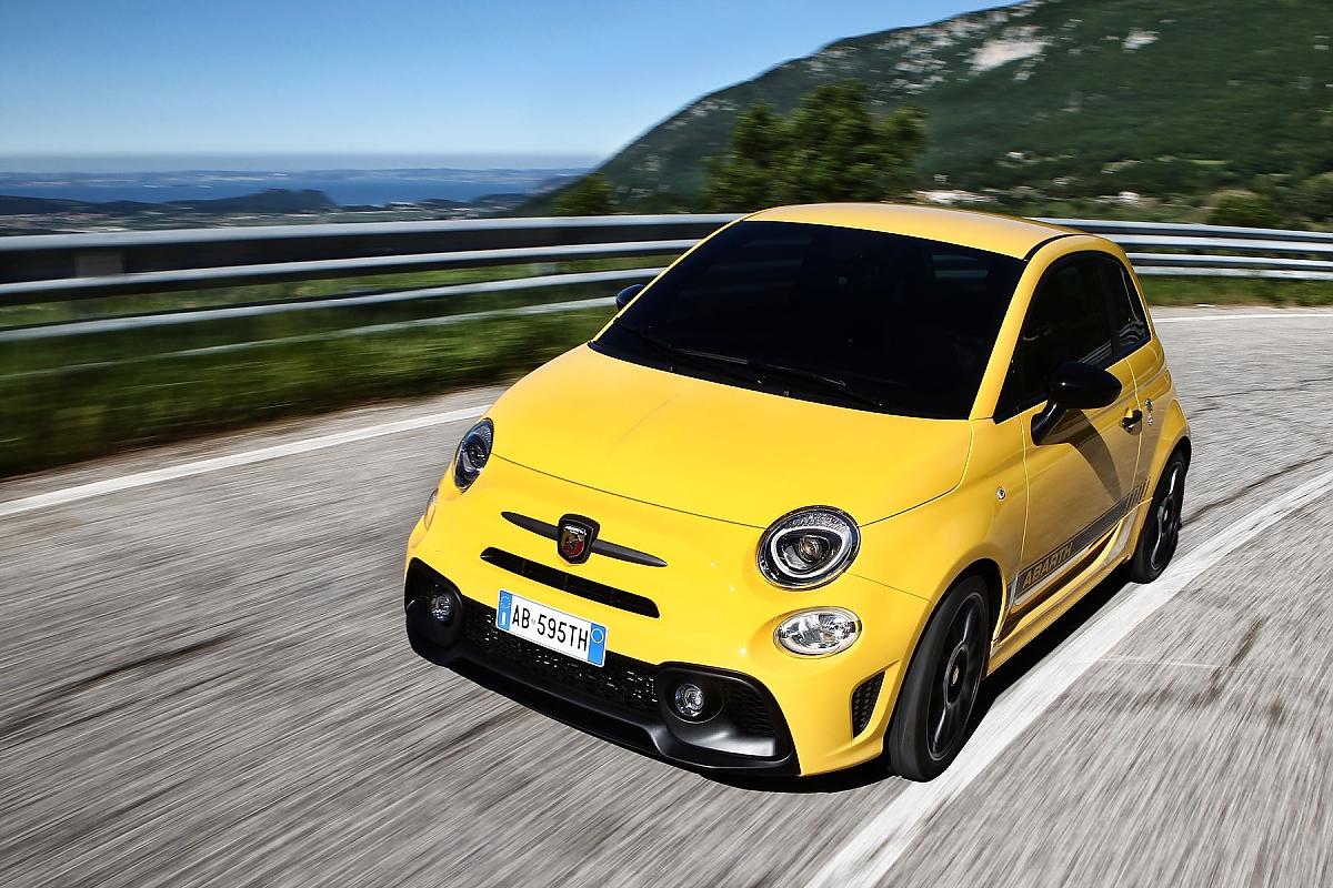 Fiat Abarth 595 Griff In Die Fahrdynamik Trickkiste