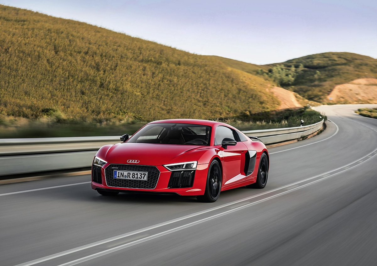 Audi R8 V10 Plus Alltagstest Mit 610 Ps
