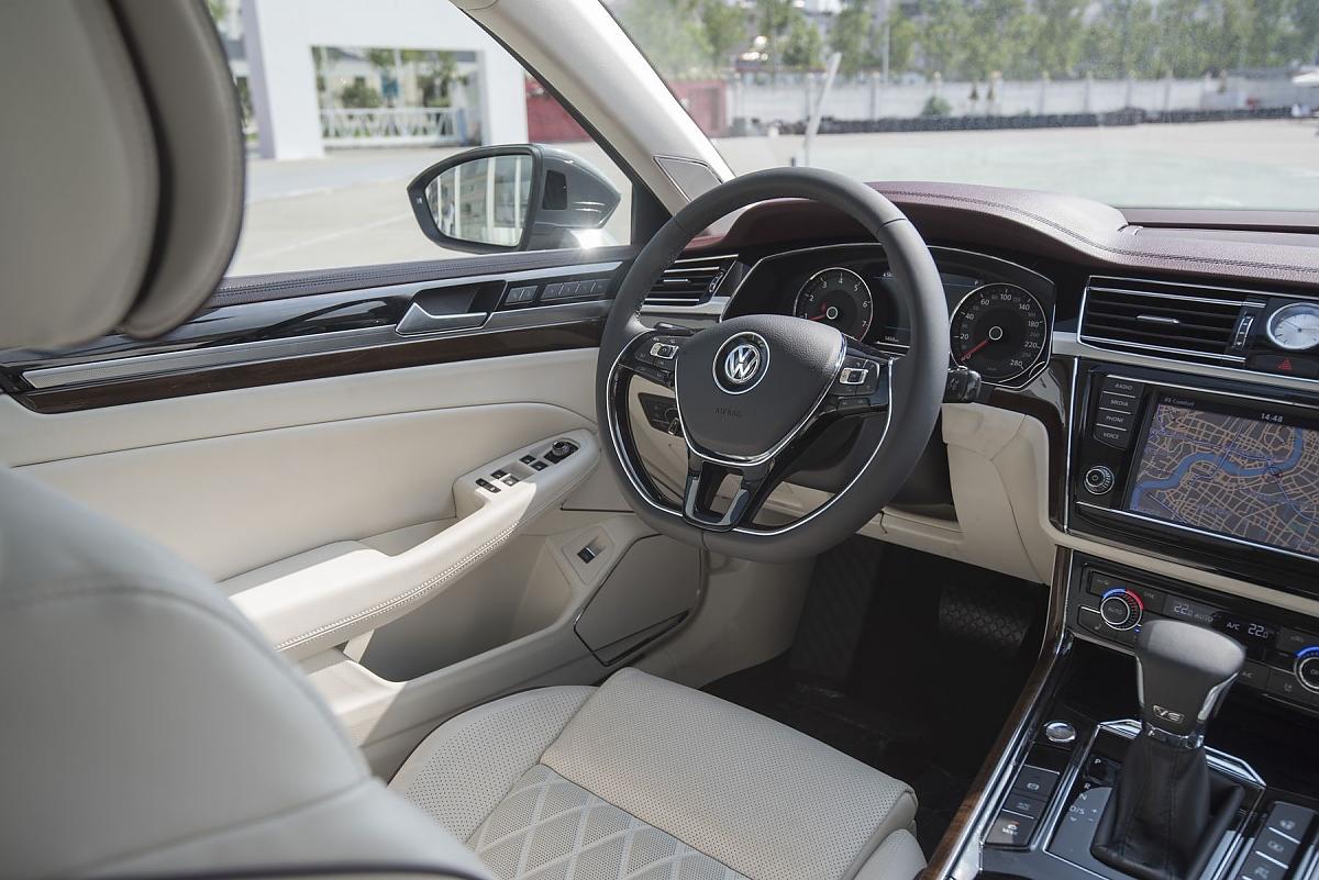 Volkswagen Phideon: Das Wiko-Mobil