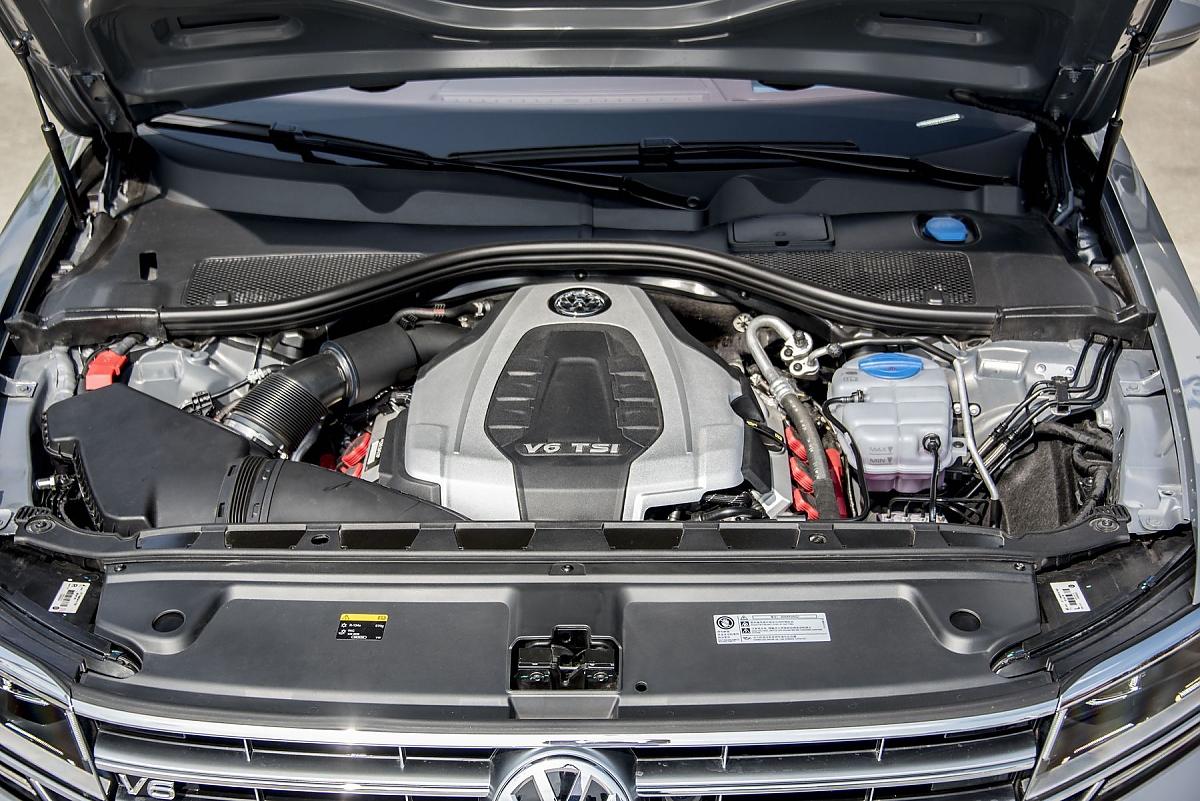 2021 VW Phaeton Photos