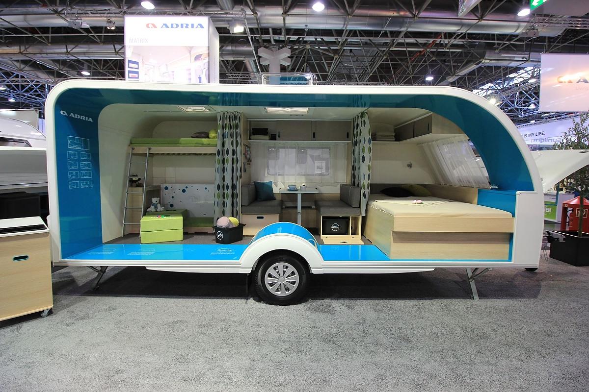 caravan salon 2016 ein fest des urlaubs. Black Bedroom Furniture Sets. Home Design Ideas