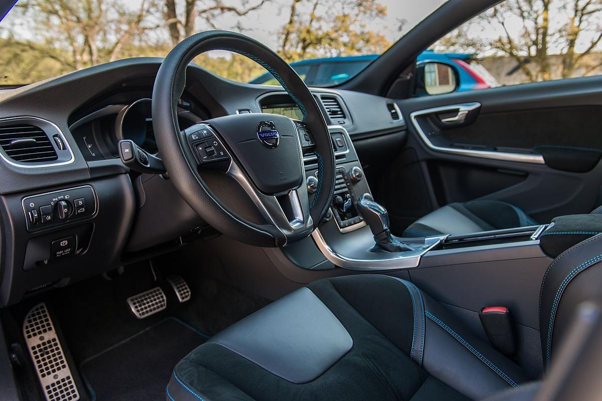 Volvo S 60: Fahrmaschine
