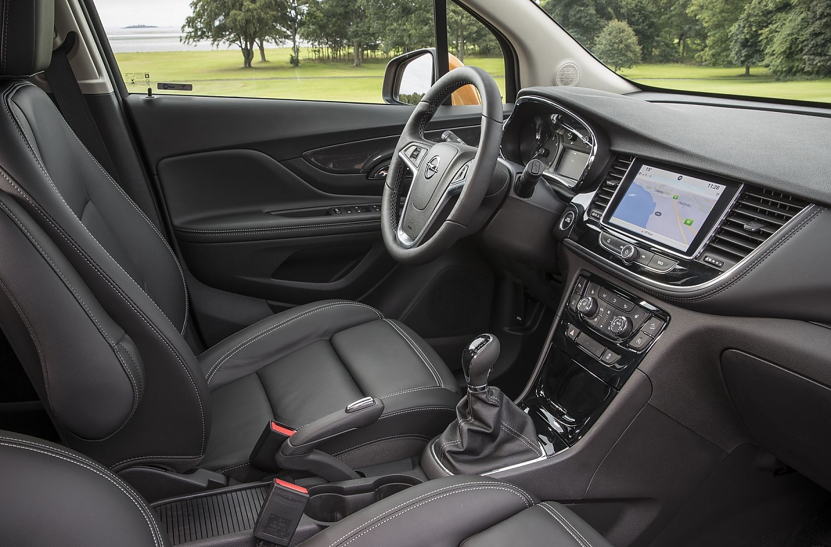Opel verzeichnet bestes ergebnis seit 2011 for Interieur opel mokka
