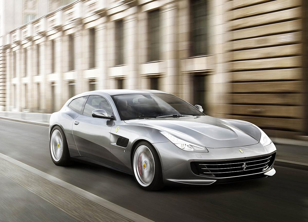 Ferrari Gtc4 Aufgeladen