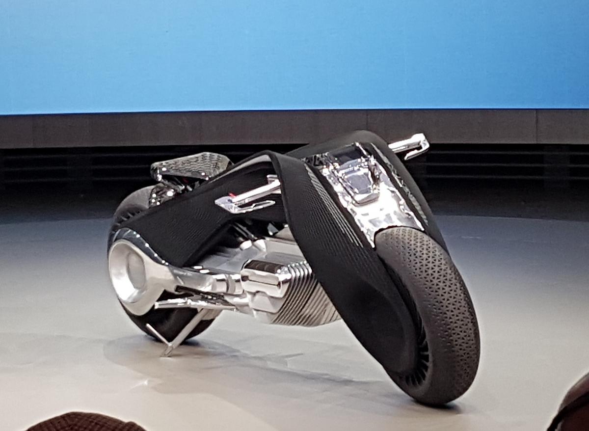 Motorrad Der Zukunft
