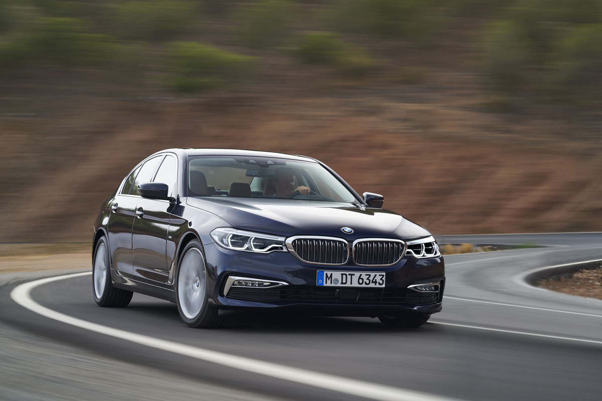 BMW hat im Rekordjahr ein Effizienzproblem