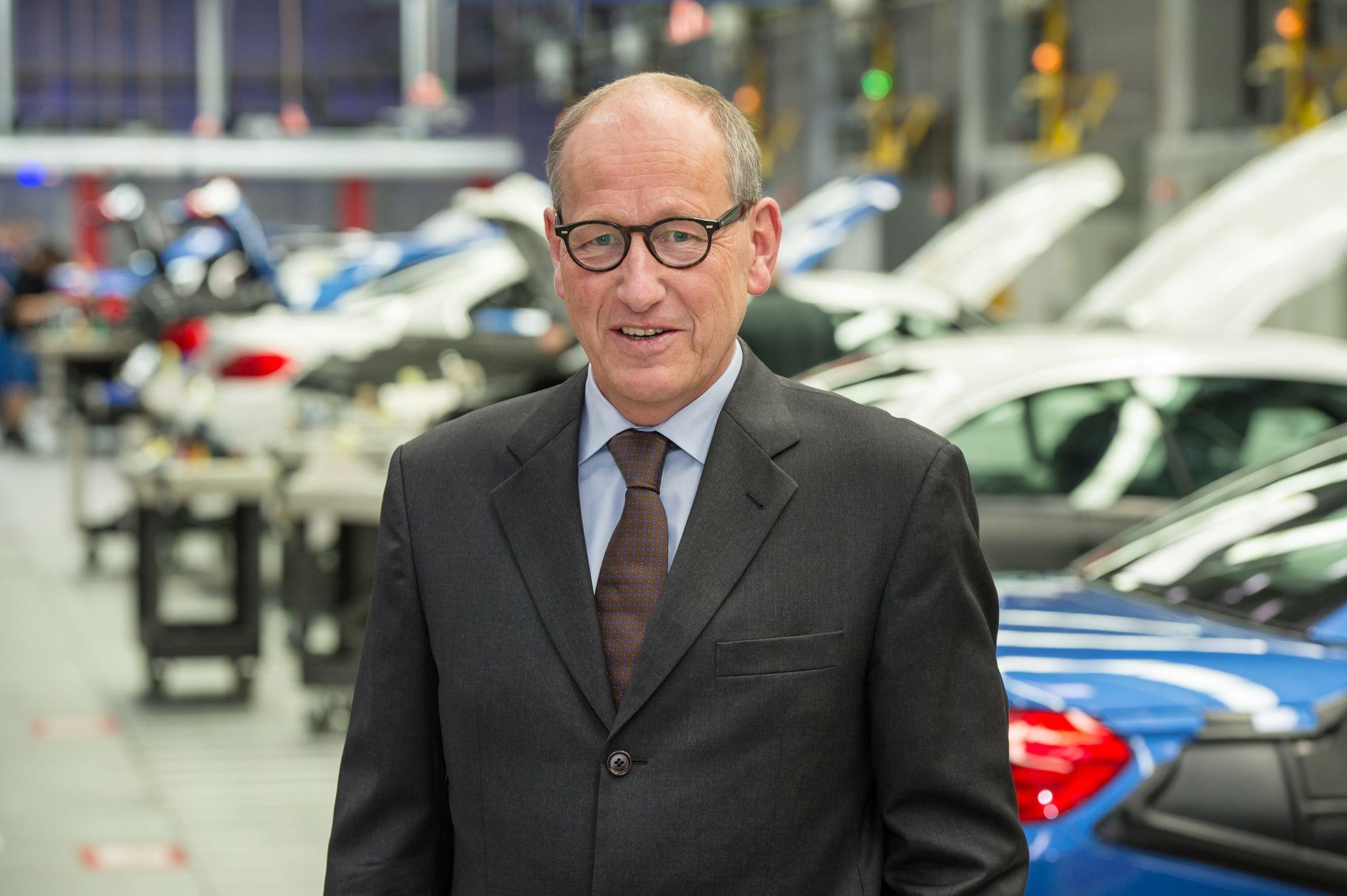 BMW Besetzt Werkleiter Positionen Neu