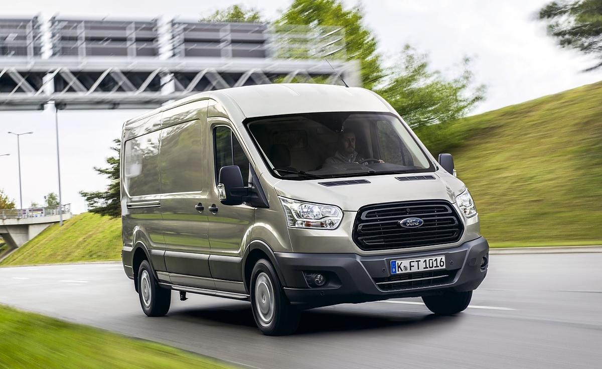 2016 Ford Transit >> FordTransit Kastenwagen: Summe der Eigenschaften