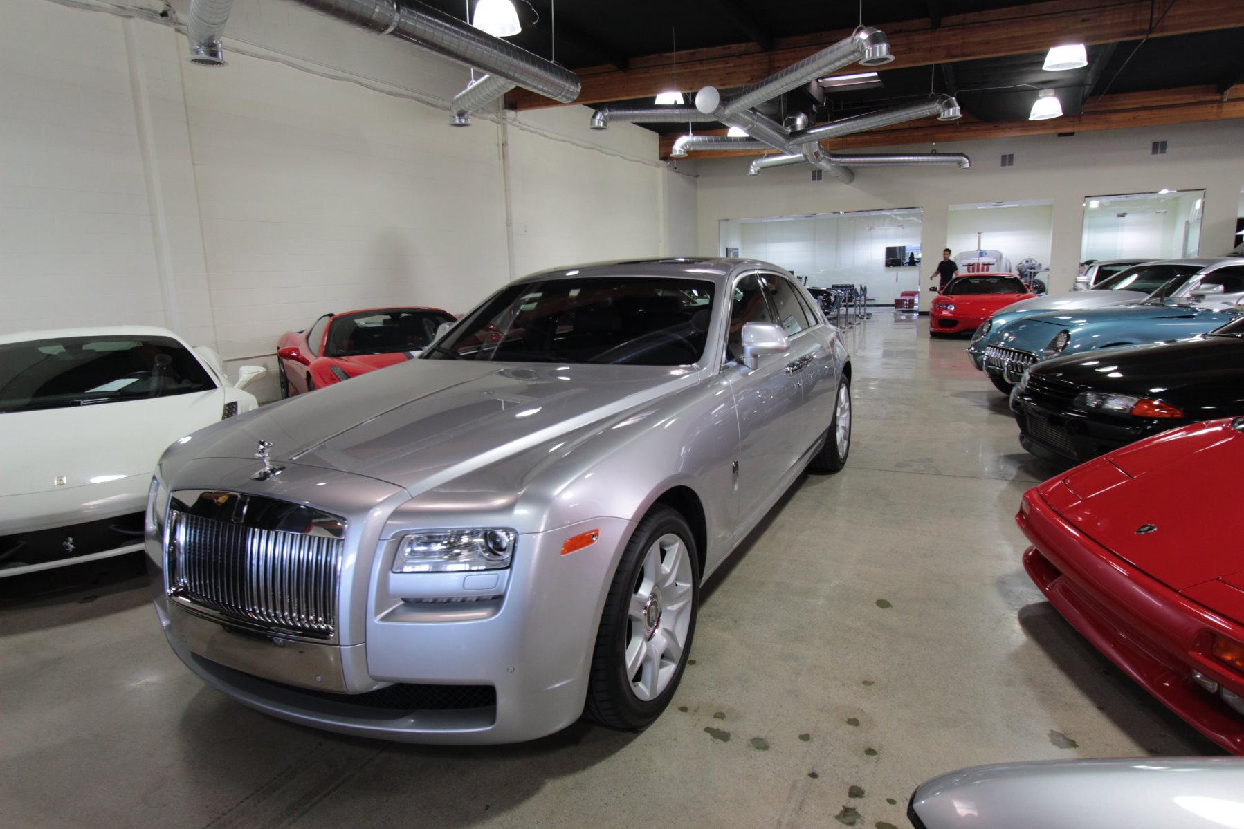 Fusion Luxury Motors Der Exklusivste Autohändler Der Us Westküste