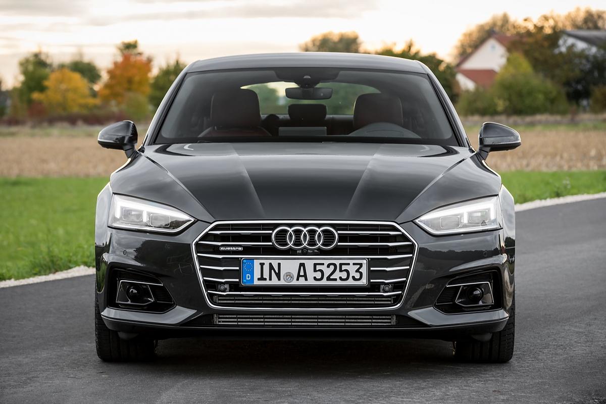 Audi A5 Sportback Luxuscoupe Fur Die Dynamische Familie