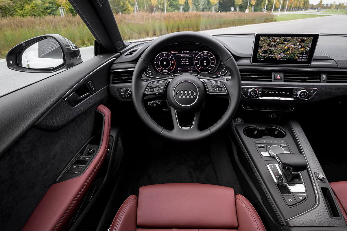 audi a5 sportback luxuscoup f r die dynamische familie. Black Bedroom Furniture Sets. Home Design Ideas
