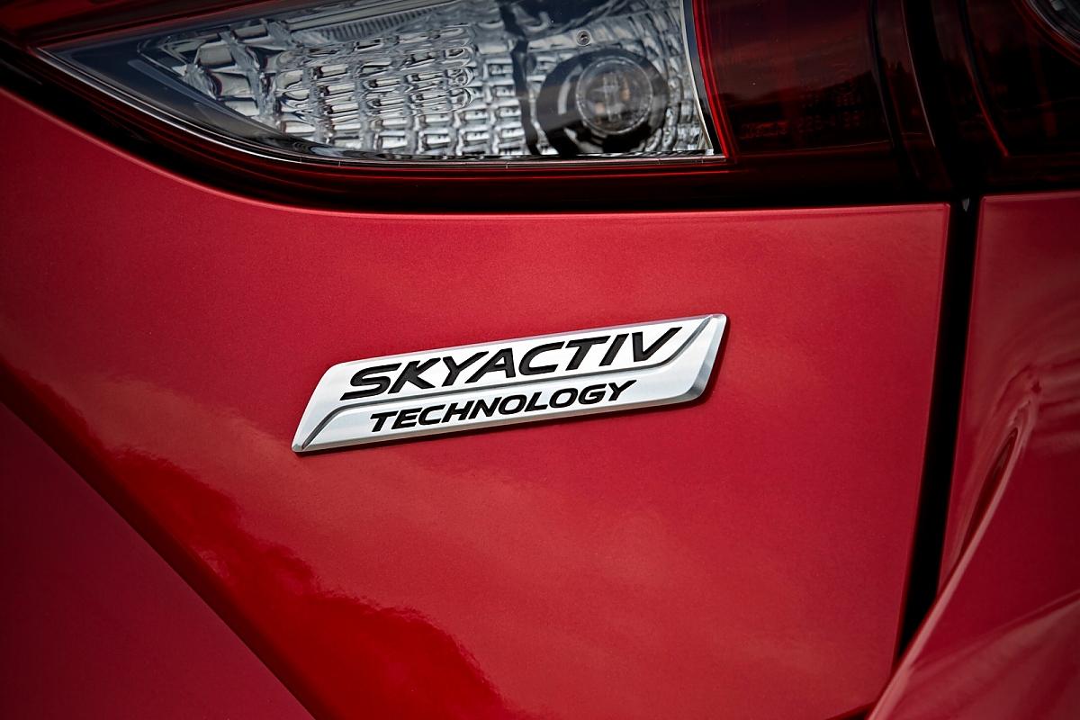 Mazda 3: Update für die inneren Werte